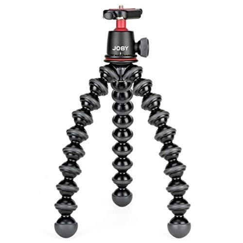 JOBY JB01507-BWW GorillaPod 3K Kit flexibles und leichtes Stativ (mit Kugelkopf für DSLR-, CSC- und spiegellose Kameras, Traglast bis zu 3kg)