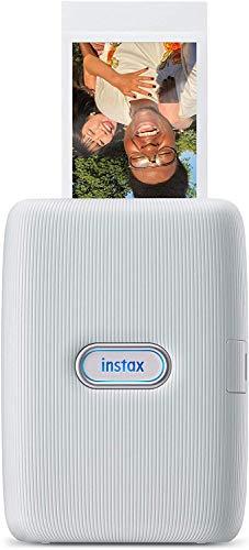 instax mini Link Printer, Ash White