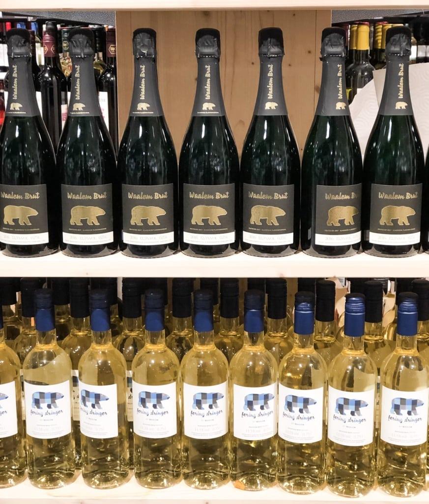 Wein von der Insel Föhr