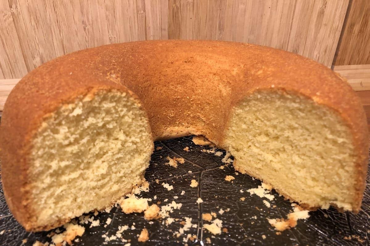 Saftiger Ruehrkuchen