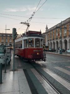 Regionale Verkehrsmittel in Lissabon