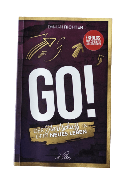 Gute Bücher - Damian Richter Go!